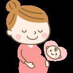 妊婦さんイラスト