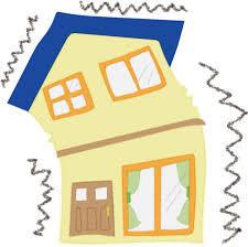 家の基礎と家の傾き